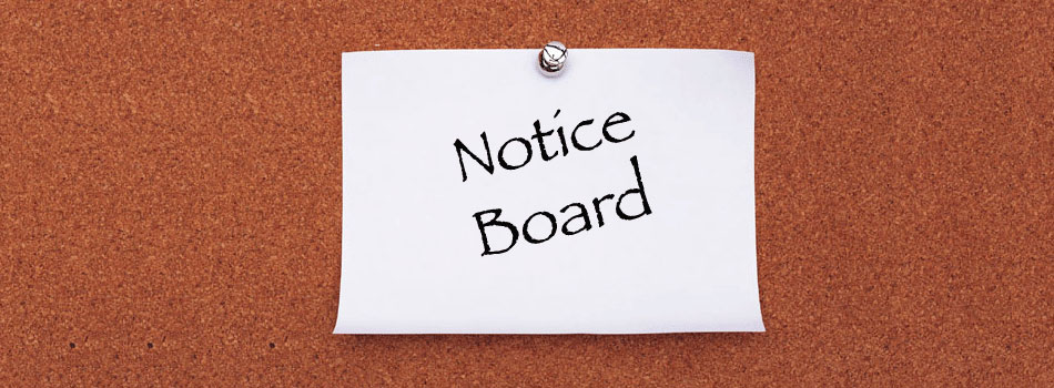 Notice Board | Exam Date - Time Table of Barkatullah University
